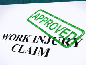 approved workers compensation form