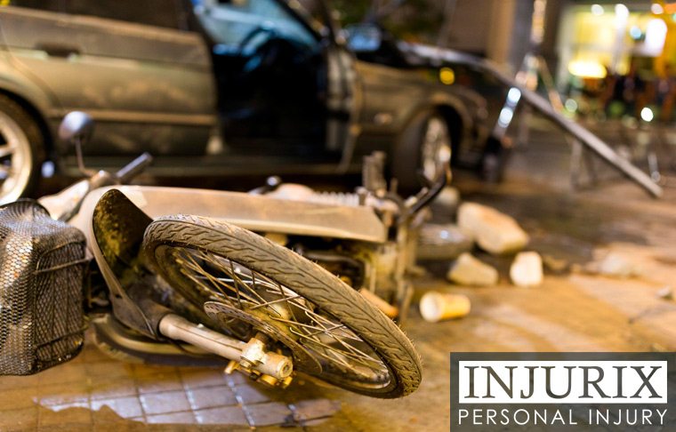 The law favors cyclists in the event of a bike accident