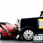 Is the truck driver or trucking company responsible in the case of an accident?
